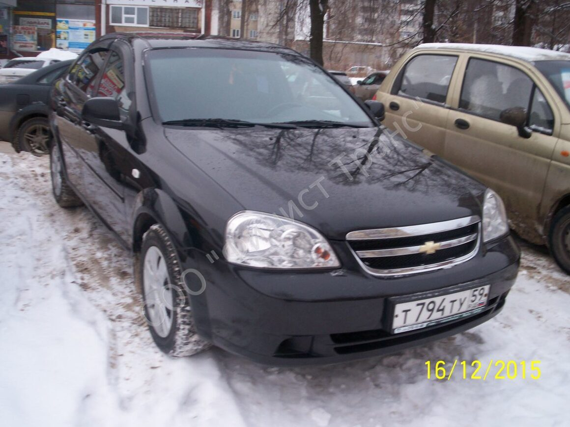 Chevrolet Lacetty